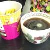 キャンディもコーヒーも出します。(^。^)